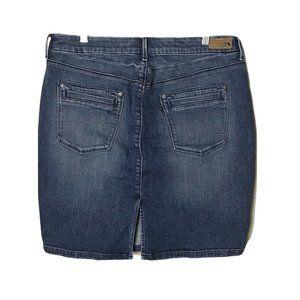 Levis Denim Jean Pencil Skirt